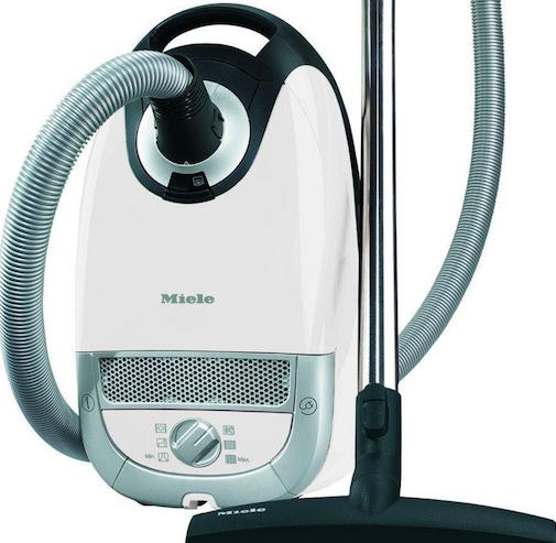 produktbild Miele Complete C3 Excellence Allergy Ecoline