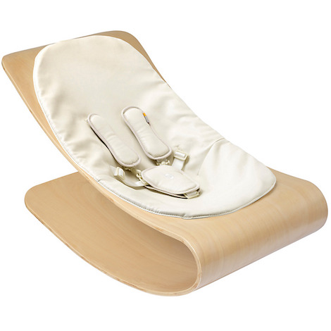 Produktbild för Coco Stylewood Baby Lounger