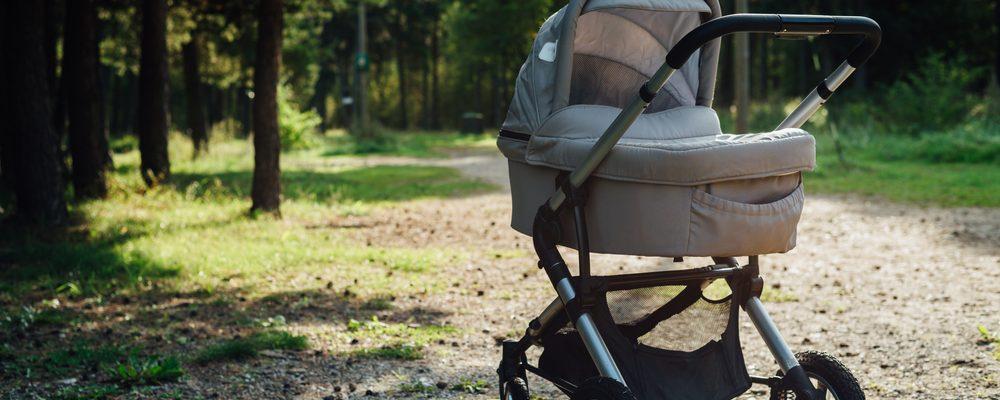 Introbild för test om barnvagn