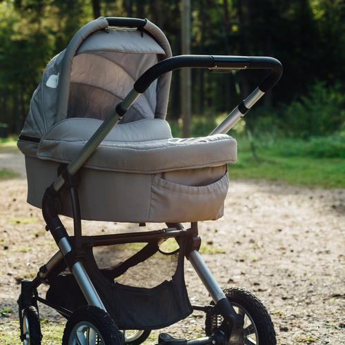 Bild för test Barnvagn