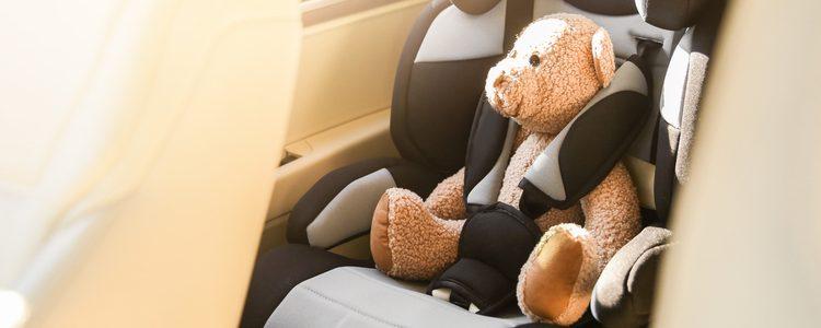 Introbild för test om bilbarnstol