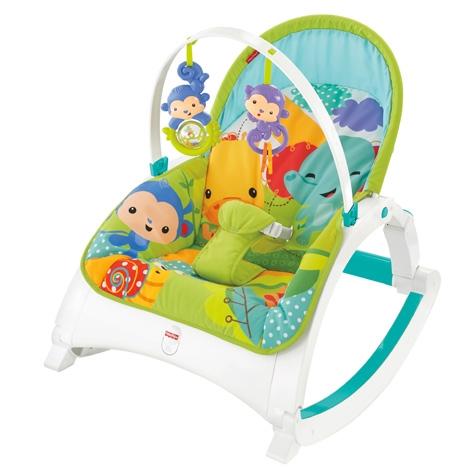 Produktbild för Newborn to Toddler Rocker