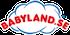 Logga för Babyland