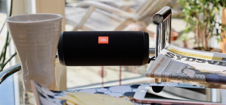 Introbild för test om trådlösa högtalare