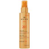 produktbild Nuxe Sun Milky Spray Face & Body SPF 20