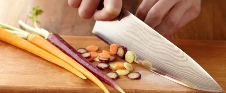 Introbild för test om kockknivar